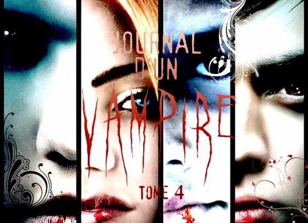 Le Journal D'un Vampire Tome 4 : Le Royaume Des Ombres