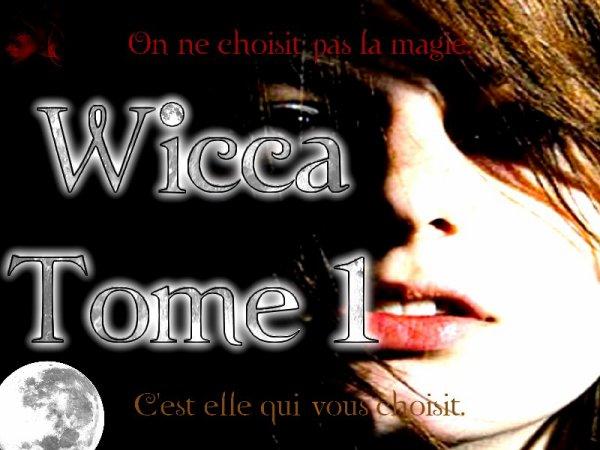 Wicca Tome 1 : L'éveil