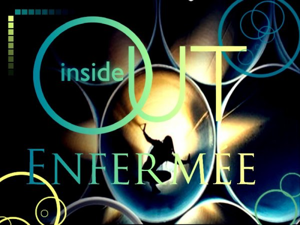 Inside Out Tome 1 : Enfermée