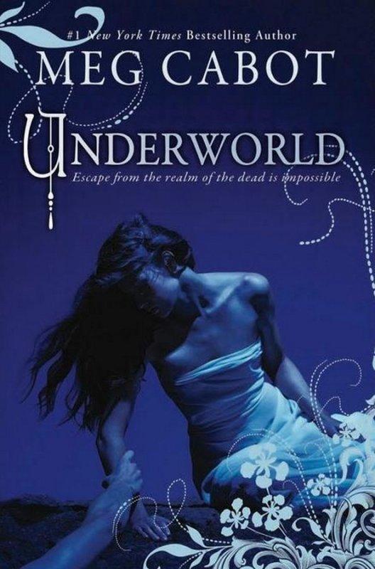 Couverture + Résumé VO : Abandon Tome 2 - Underworld