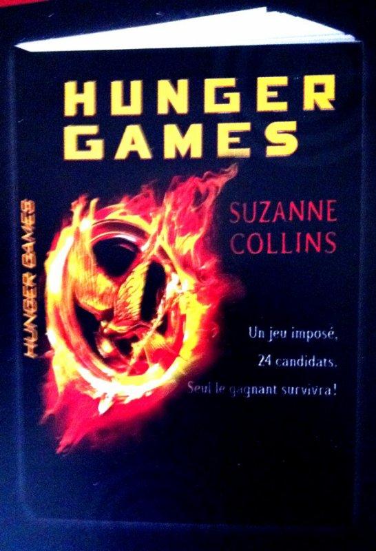 Hunger Games : La nouvelle couverture française !
