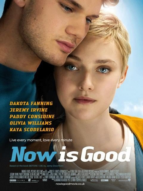 Bande-annonce du film JE VEUX VIVRE ( NOW IS GOOD )