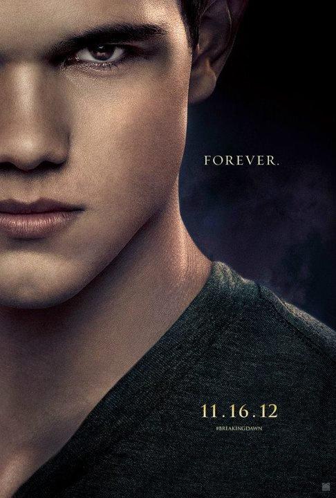 Twilight Chapitre 5 - Révélation 2ème Partie : Affiches de Bella, Edward et Jacob