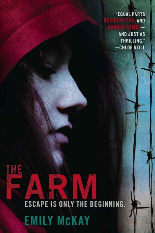 Présentation : The Farm Tome 1 de Emily McKay