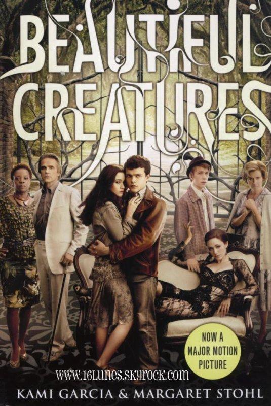 Sublimes Créatures : Réédition du roman en VO