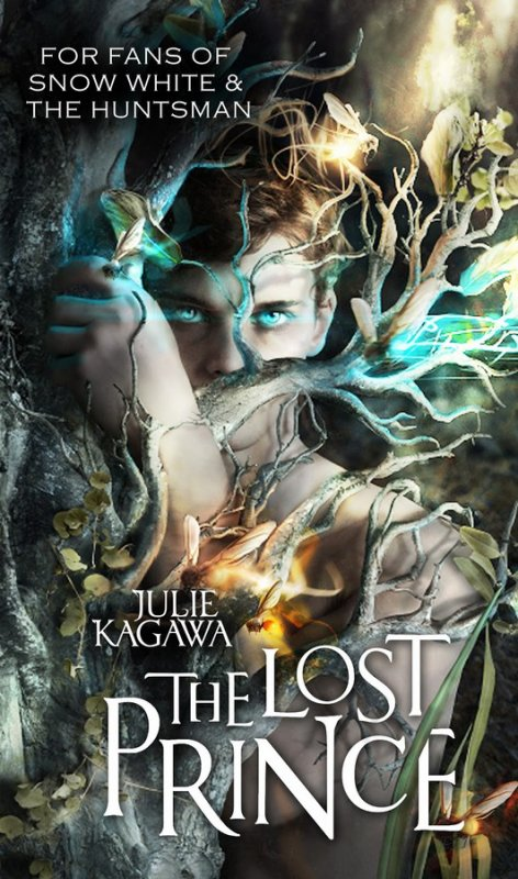 Couverture UK : The Lost Prince de Julie Kagawa