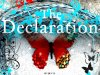 The Declaration Tome 1 : The Declaration