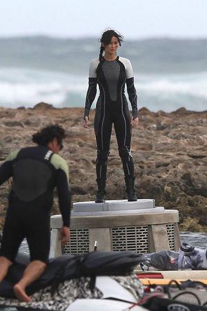 Hunger Games 2 : Les premières photos du tournage !
