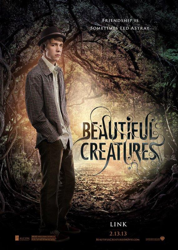 Sublimes Créatures : les affiches des personnages !