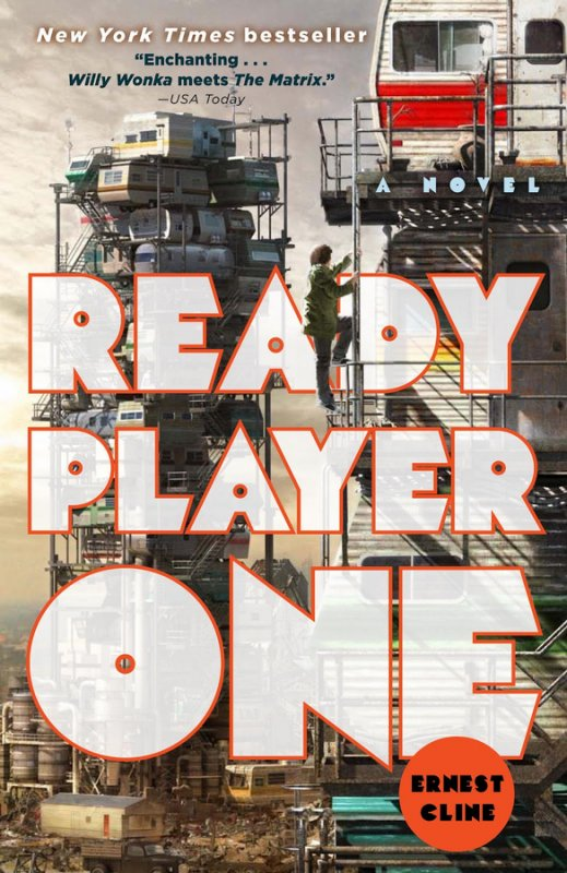 Présentation : Player One de Ernest Cline