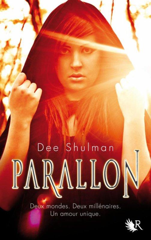 Couverture VO : Parallon Tome 2 - Delirium de Dee Shulman
