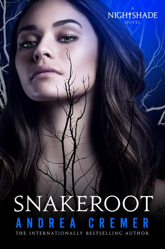 Couverture VO : Snakeroot d'Andrea Cremer