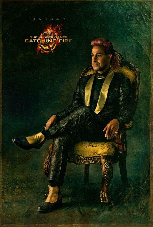 Hunger Games 2 : Le portrait de Caesar