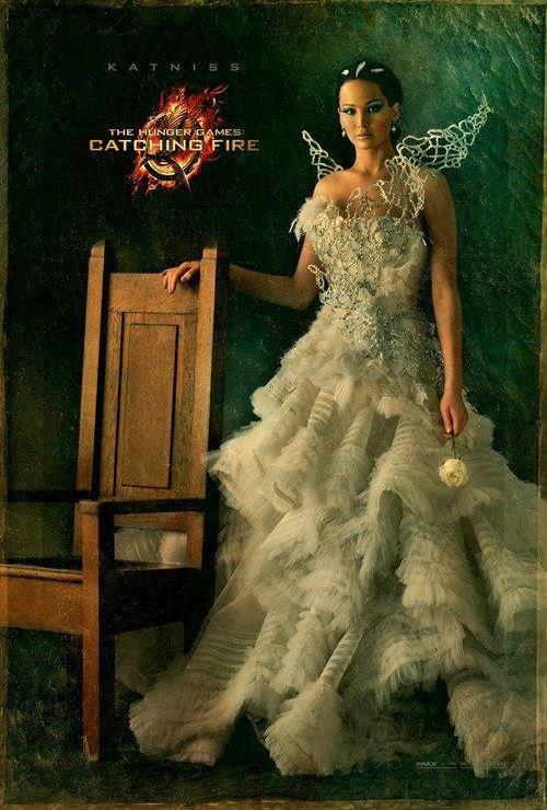 Hunger Games 2 : Le portrait de Katniss