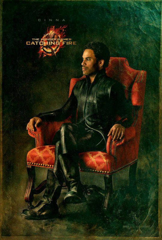 Hunger Games 2 : Le portrait de Cinna