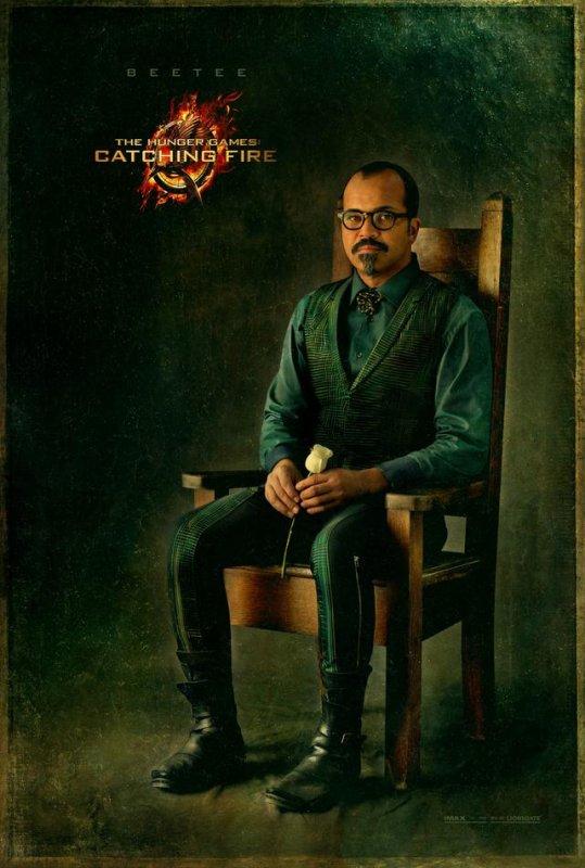 Hunger Games 2 : Portraits de Johanna et Beetee