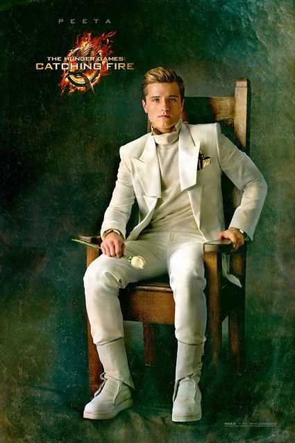 Hunger Games 2 : Le portrait de Peeta