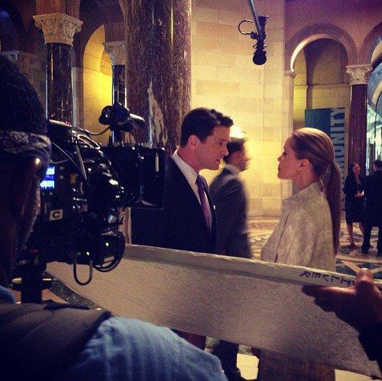 Delirium - La série TV : De nouvelles images du tournage !