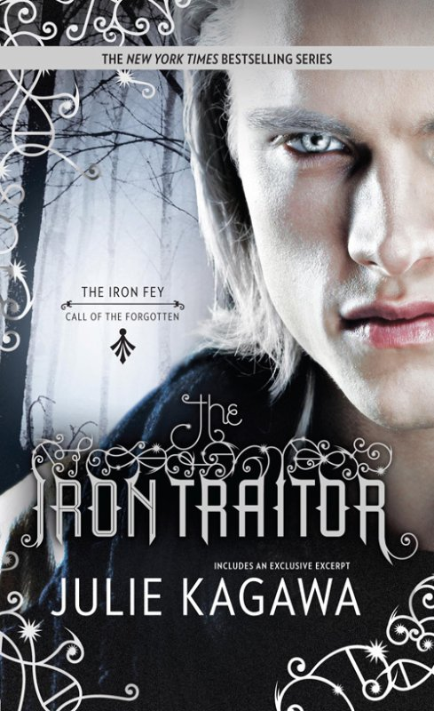 Couverture : The Lost Prince Tome 2 - The Iron Traitor de Julie Kagawa