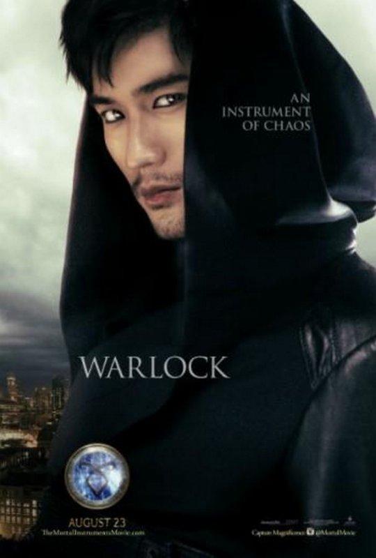 La Cité Des Ténèbres - Le film : l'affiche de Magnus