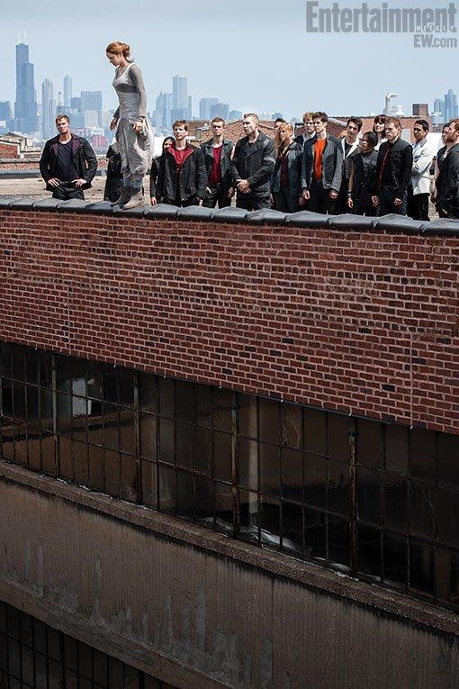 Divergent - Le film : Une nouvelle image du film !