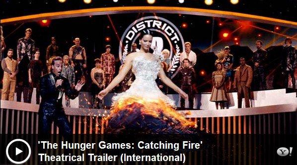 Hunger Games 2 - Le film : Une nouvelle bande-annonce !