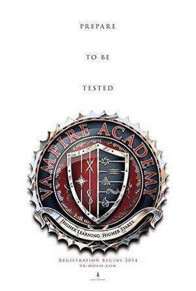 Vampire Academy – Le film : le premier poster !