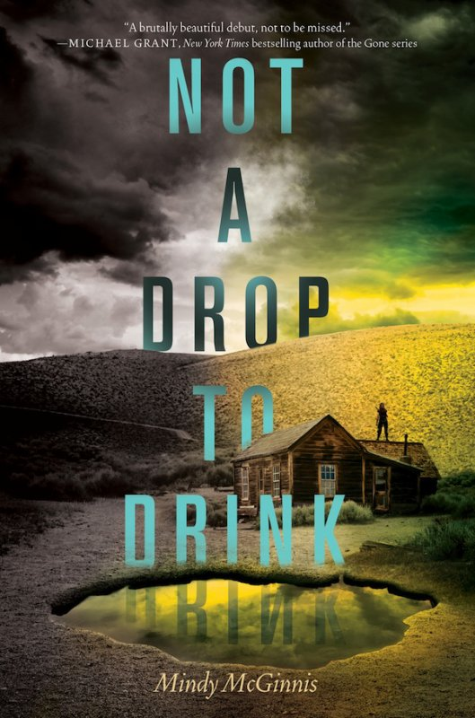 PRÉSENTATION : NOT A DROP TO DRINK de Mindy McGinnis