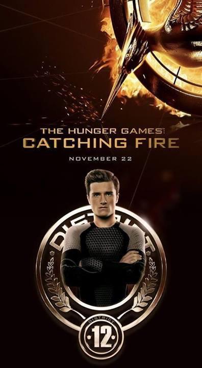 HUNGER GAMES 2 - LE FILM : 7 nouveaux posters