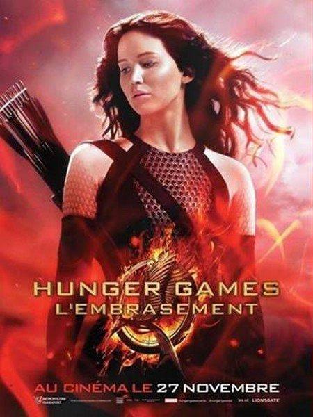 HUNGER GAMES 2 - LE FILM : 3 nouveaux posters