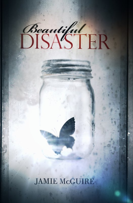 Couverture française : BEAUTIFUL DISASTER T.1 de Jamie McGuire