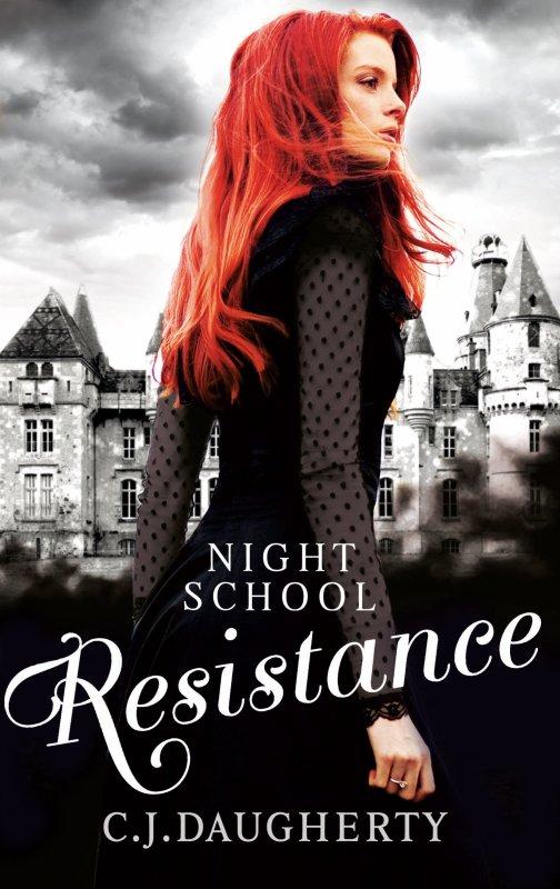 Couverture : NIGHT SCHOOL T.4 - RÉSISTANCE