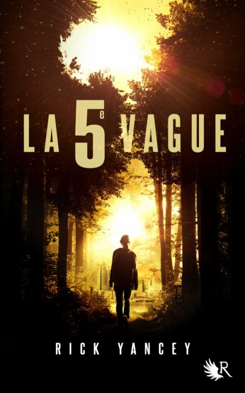 COUVERTURE : LA 5ÈME VAGUE T.2 - THE INFINITE SEA de Rick Yancey