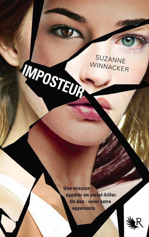 PRÉSENTATION : IMPOSTEUR T.1 - IMPOSTEUR de Susanne Winnacker (COLLECTION R)