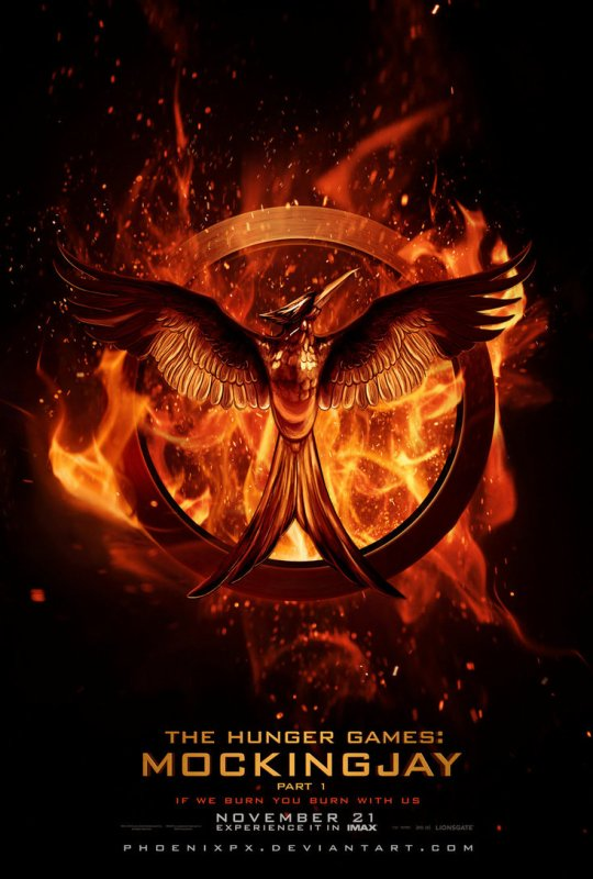 HUNGER GAMES 3 PARTIE 1 - LE FILM : TEASER TRAILER