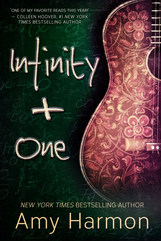 PRÉSENTATION : INFINITY + ONE d'Amy Harmon (COLLECTION R)