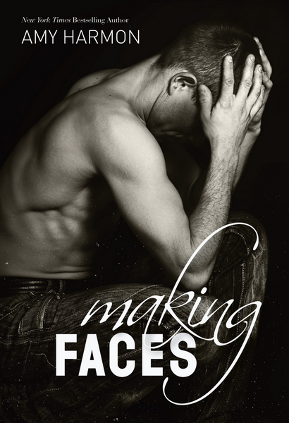 PRÉSENTATION : NOS FACES CACHÉES | MAKING FACES d'Amy Harmon (COLLECTION R)
