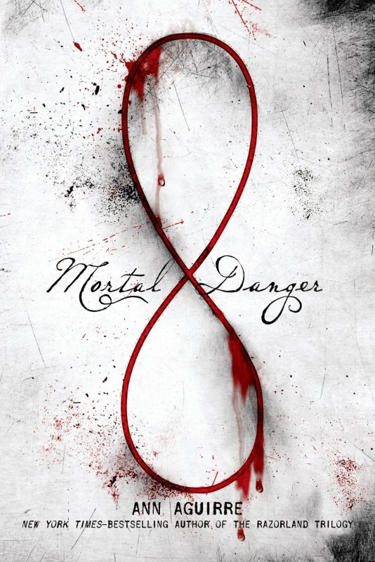 PRÉSENTATION : IMMORTAL GAME T.1 - MORTAL DANGER d'Ann Aguirre