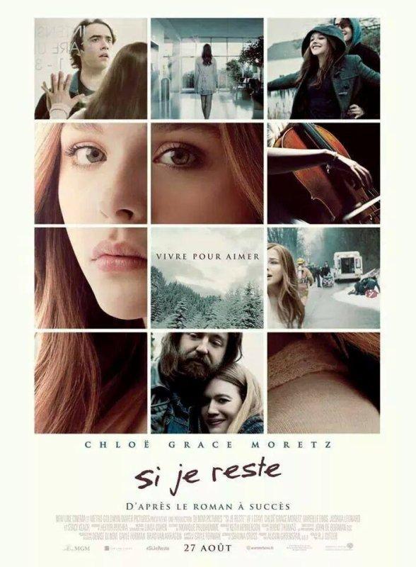 SI JE RESTE - LE FILM : 2ÈME BANDE-ANNONCE
