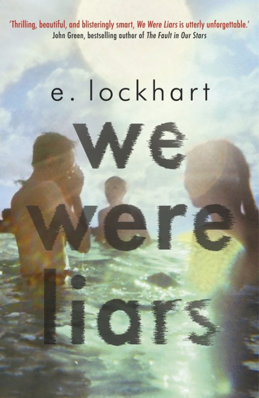 PRÉSENTATION : WE WERE LIARS d'E. Lockhart