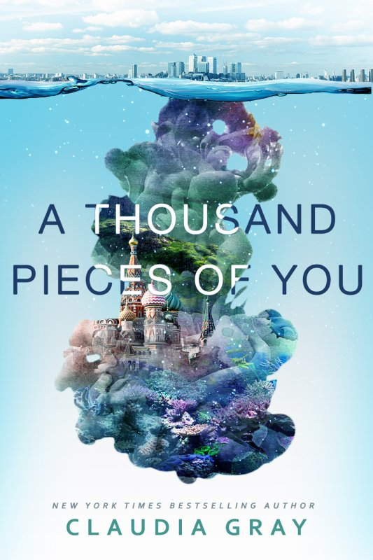 PRÉSENTATION : FIREBIRD T.1 - A THOUSAND PIECES OF YOU de Claudia Gray
