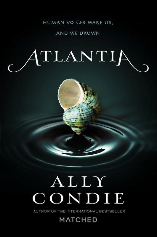 PRÉSENTATION : ATLANTIA d'Ally Condie