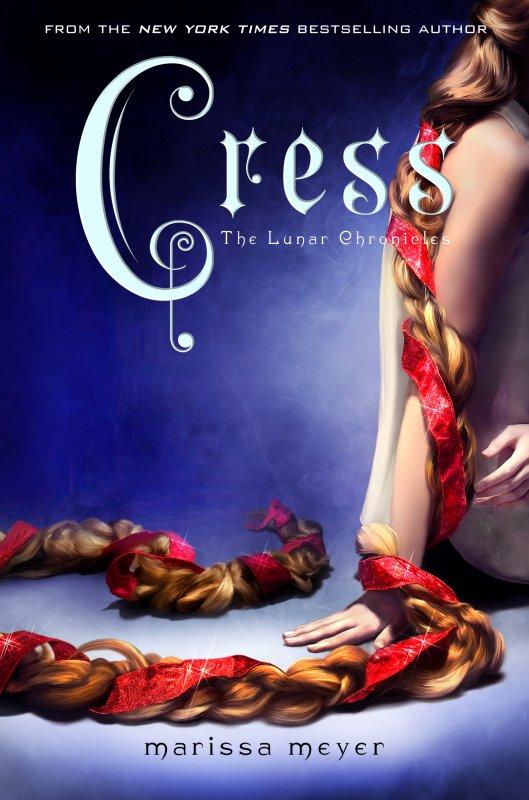 PRÉSENTATION : CHRONIQUES LUNAIRES T.3 - CRESS de Marissa Meyer