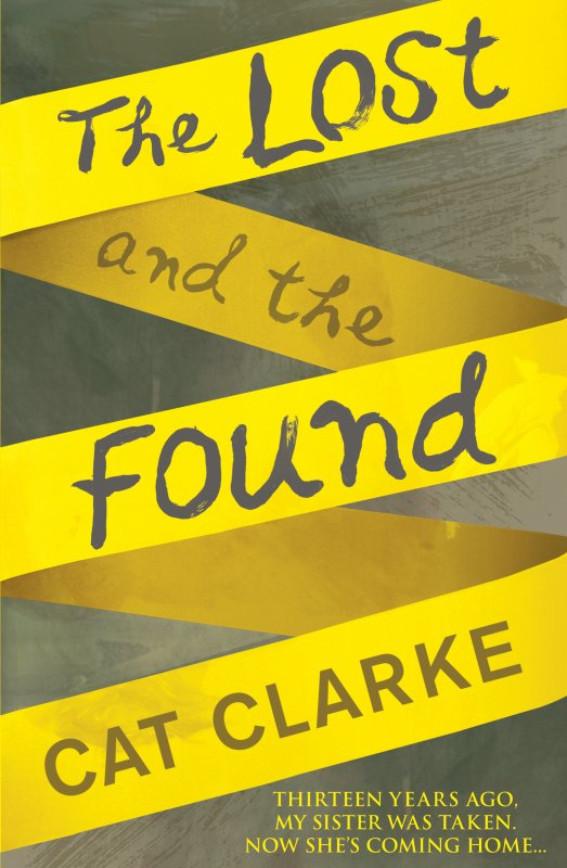 PRÉSENTATION : THE LOST AND THE FOUND de Cat Clarke