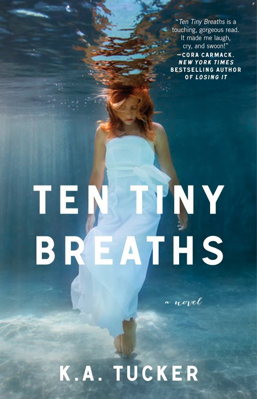 PRÉSENTATION : TEN TINY BREATHS T.1 - RESPIRE de K. A. Tucker