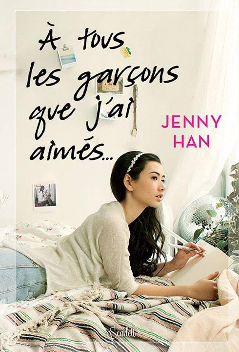 PRÉSENTATION : LES AMOURS DE LARA JANE T.1 - À TOUS LES GARÇONS QUE J'AI AIMÉS de Jenny Han
