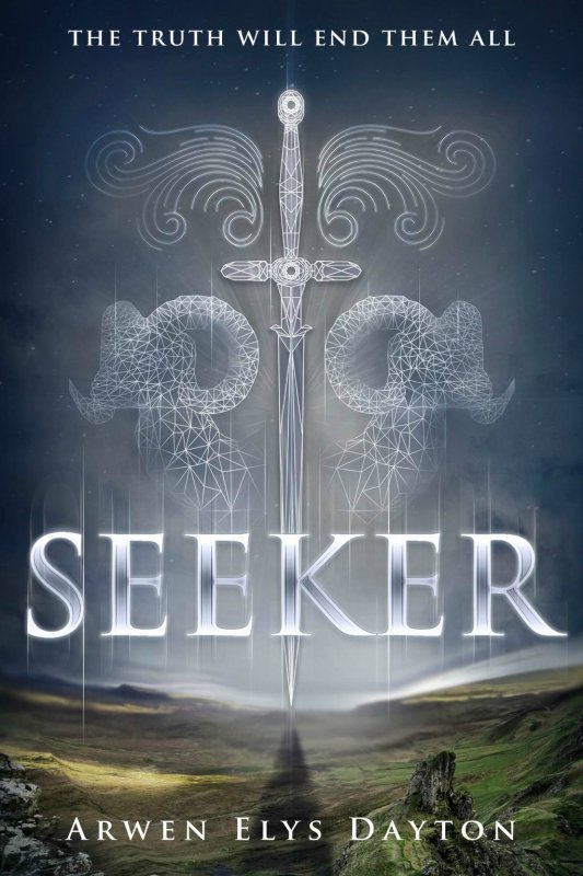PRÉSENTATION : LES CLANS SEEKERS T.1 - LES CLANS SEEKERS d'Arwen Elys Dayton (COLLECTION R)