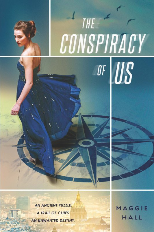 PRÉSENTATION : THE CONSPIRACY OF US T.1 - THE CONSPIRACY OF US de Maggie Hall (COLLECTION R)