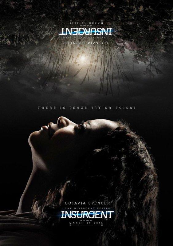 INSURGENT - LE FILM : 5 NOUVEAUX POSTERS