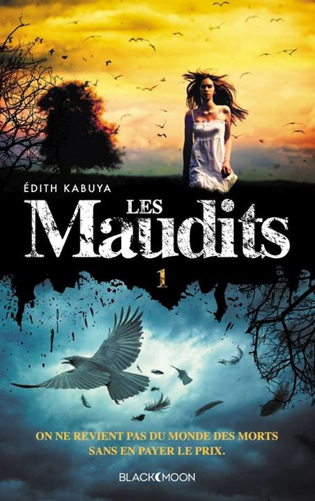 PRÉSENTATION : LES MAUDITS .1 - LES MAUDITS d'Edith Kabuya